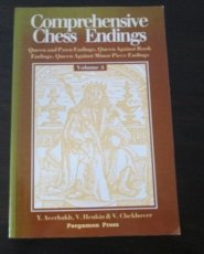 Averbakh, Y. Comprehensive chess endings Volume 3, Queen Endings