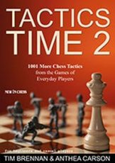 Brennan, T. Tactics Time 2, 1001 More Chess Tactics from the Games of Everyday Players